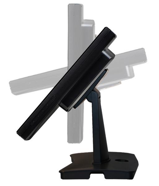 Monitor Táctil 17 pulgadas T1705C - CAPACITIVO -  USB