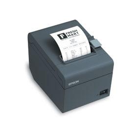 Impresora de tickets térmica EPSON TM-T20 II. Serie y USB