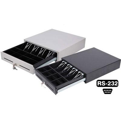 Cajón portamonedas HS 410 RS232 Serie