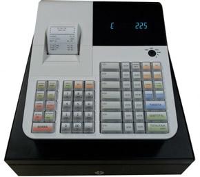 Caja Registradora ER-060S - Cajón pequeño