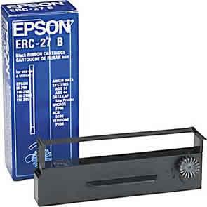 Cartucho de cinta compatible ERC27 - 10 unidades