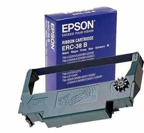 Cartucho de cinta compatible ERC38 - 5 unidades