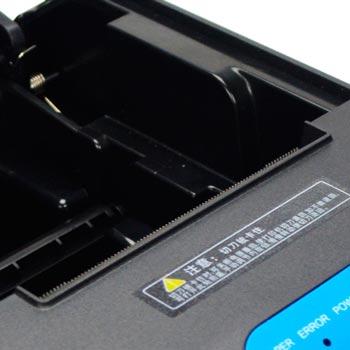 Impresora de tickets térmica P83-USL. Triple conexión