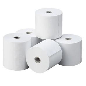 4 rollos de papel térmico 80x80